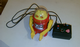 Supertoys remote control space robot 5 inch retro toy unknown age red yellow